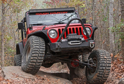 Rough Country Suspensions and Lift Kits